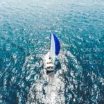帆船 空拍機 離岸生活 offshore