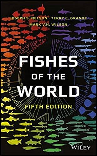海洋博物誌 魚類圖鑑 魚類辨識