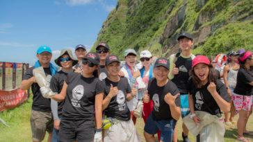 825 淨灘 潛水員 淨海 東北角 ocean-clean-up