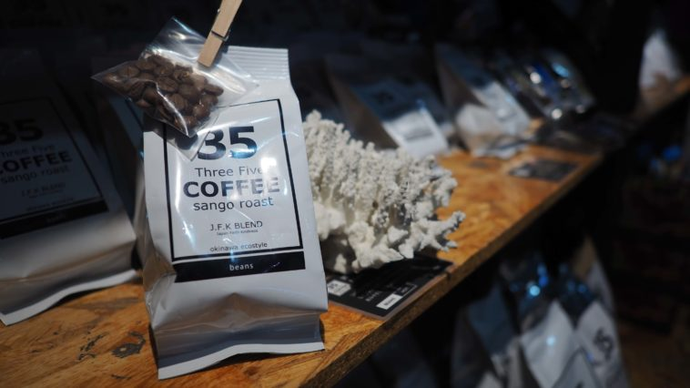 35 coffee 沖繩 必買