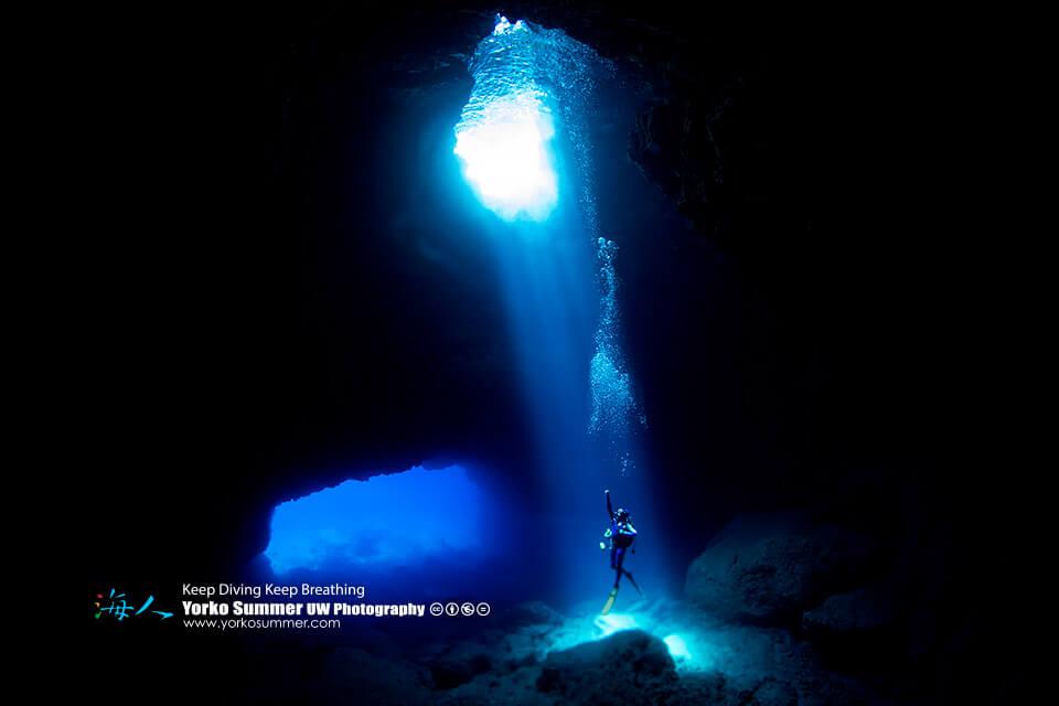Yorko Summer 北馬里亞納群島 塞班 天寧 羅塔 YorkoSummer 潛水代言人 攝影大師