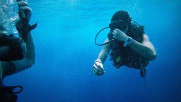 潛水計劃表