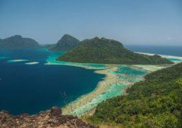 馬來西亞 仙本那 西巴丹 潛水
