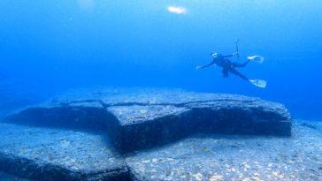 日本 沖繩 與那國 潛水 錘頭鯊 海底遺跡