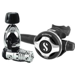 scubapro mk25 s600